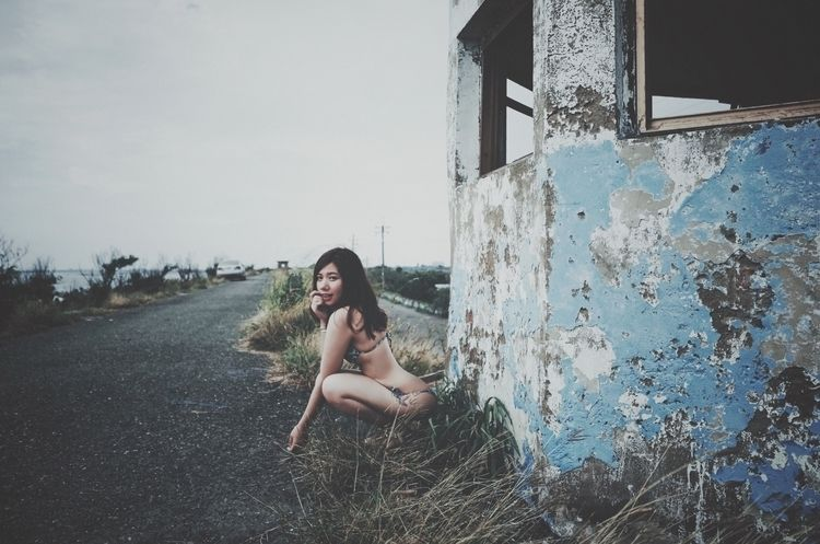 sexy, ass, cat, asiangirl, photography - fusionatic | ello