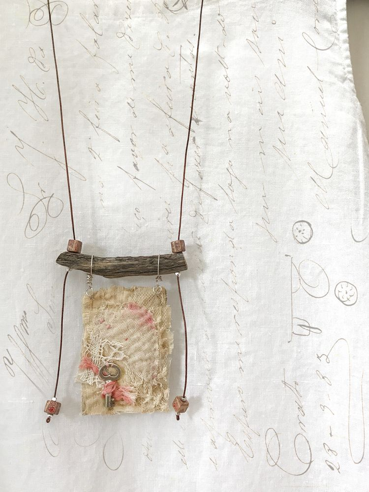 prayer necklace called tiny poc - martinsrobyn | ello