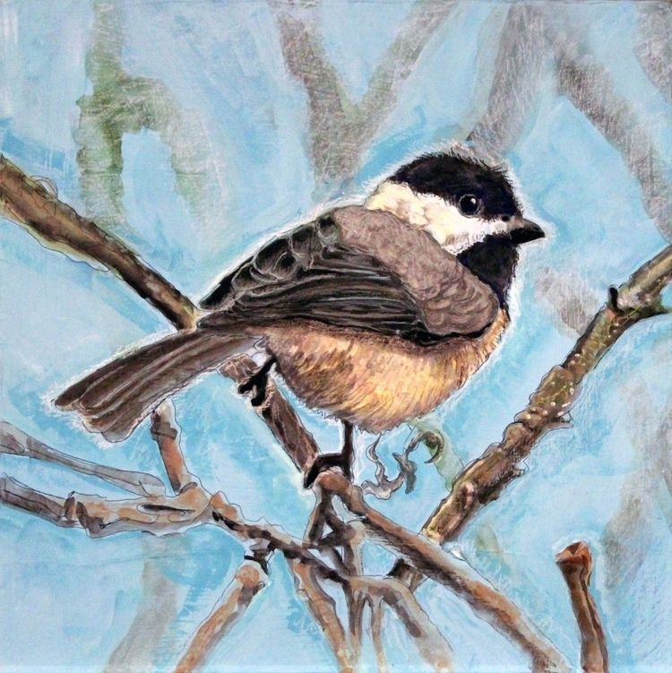 Chickadee -- (March 2018) 1 ft  - micksylvestre | ello