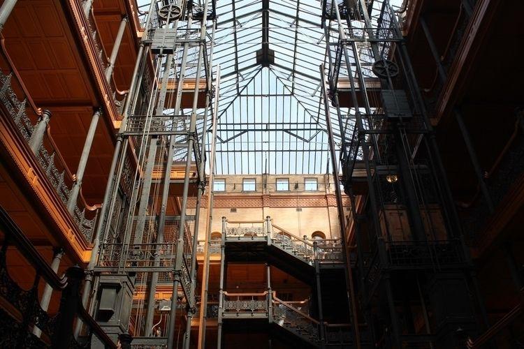 Bradbury Building, LA - alisonbremner | ello