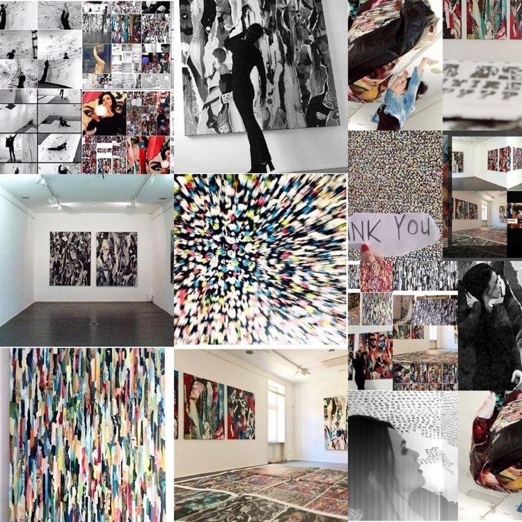 pieces#exhibitions#installations - zsuzsics | ello