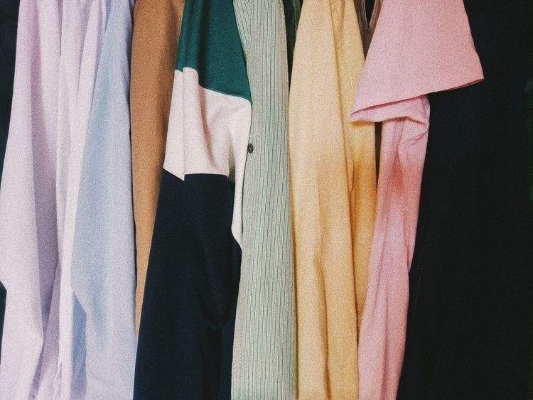 clothes, colorful, minimalism - wesk_ant | ello