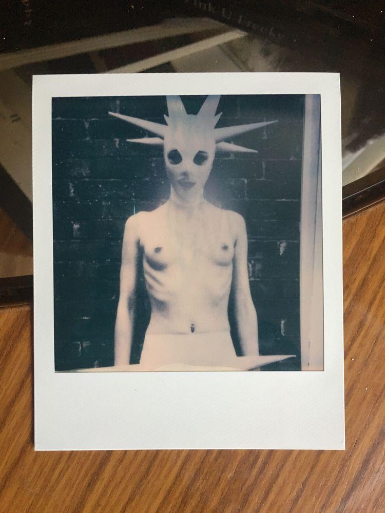 Polaroid spikyness Dayne Hender - steven_mcivor | ello