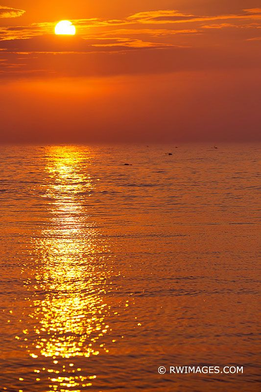 SUNSET CAPE COD ORLEANS MASSACH - robert-wojtowicz-photography | ello