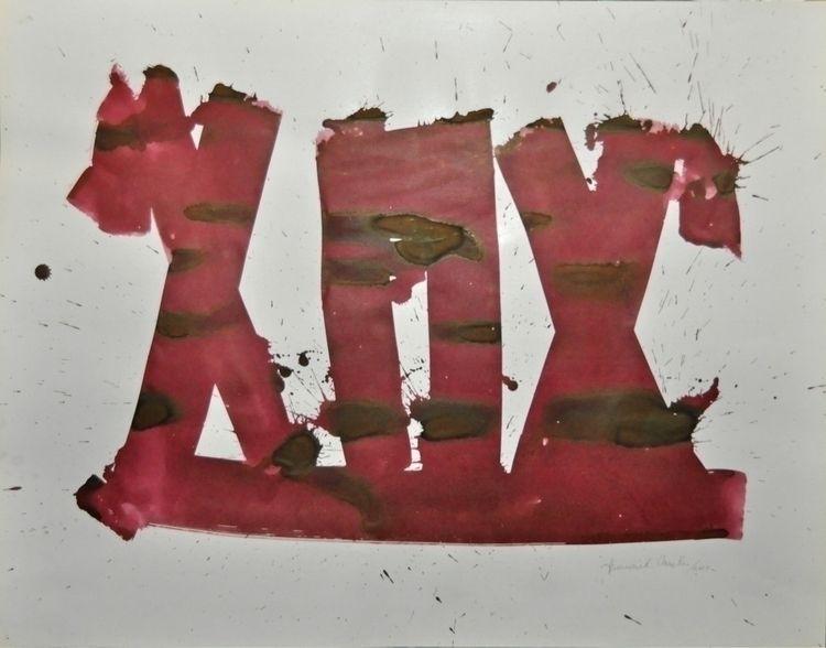 happend Ink paper 62 73 cm. 201 - ben-peeters | ello