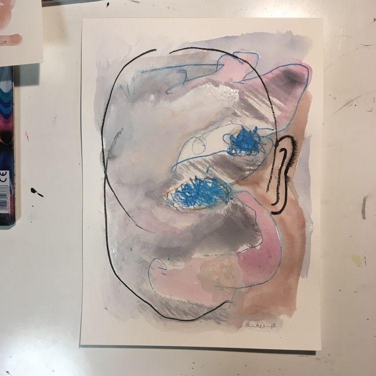 drawings tonight. •• 15 11 inch - brunkenart | ello