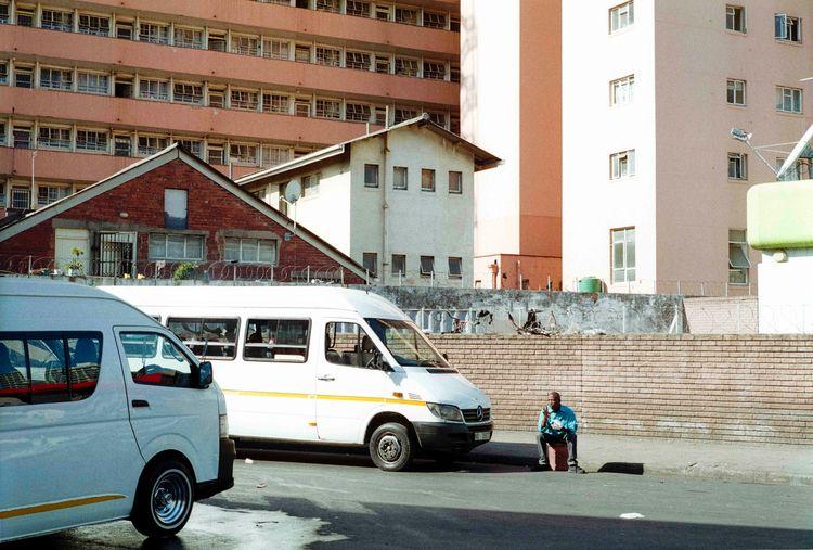 town taxi rank, Durban, South A - photog-leathersmith | ello