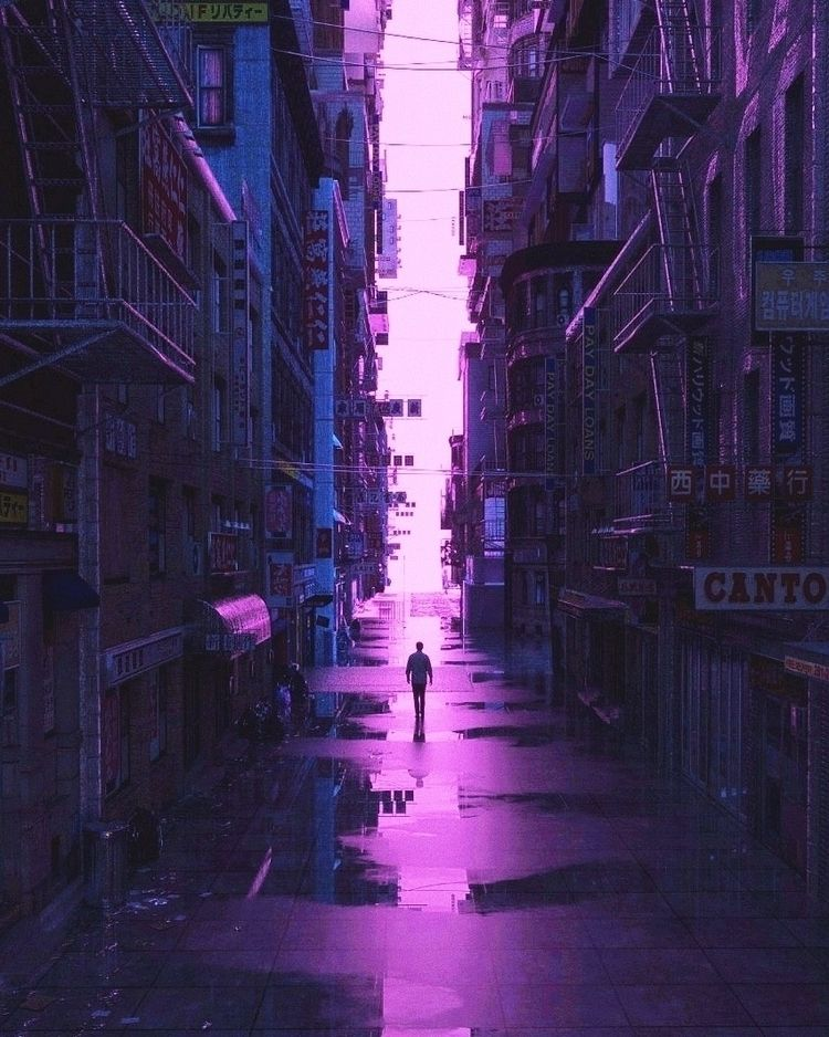 LIGHTS  - cinema4d, c4d, cgi, octanerender - gviotto_ | ello