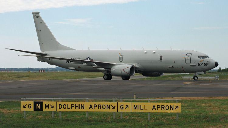 NAVY 849, B738 (P8A), Aalborg 9 - saicollection | ello