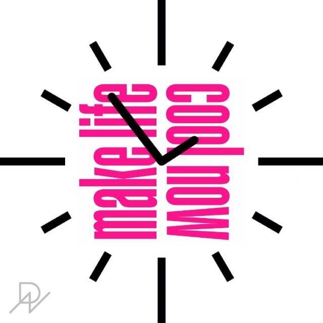 cool, design, logo, time, clock - artecoobj | ello