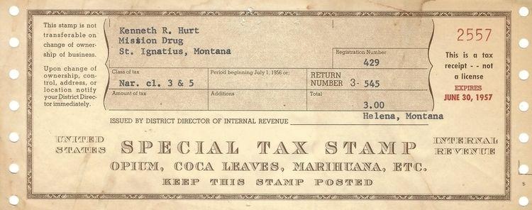 VINTANGE CANNABIS IMAGE-USA TAX - ellocannabis | ello