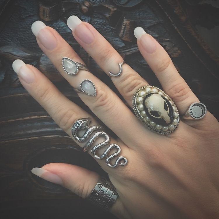 Timothy Rings added website. li - evil_pawn_jewelry   ello