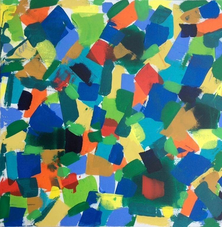"Acrylic 24"" Gallery Wrapped Str - coastcnc | ello"