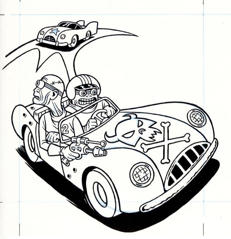 CD cover art LIQUID GANG, 5/1/9 - dannyhellman | ello
