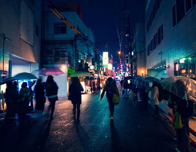 Osaka night - andrei-stoica | ello