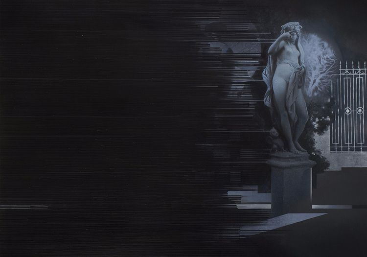 (Digital darkness) 2016-2018, c - edgarinvoker | ello