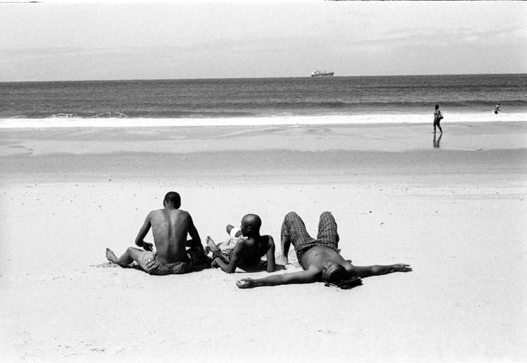 South Beach place people pray,  - photog-leathersmith | ello