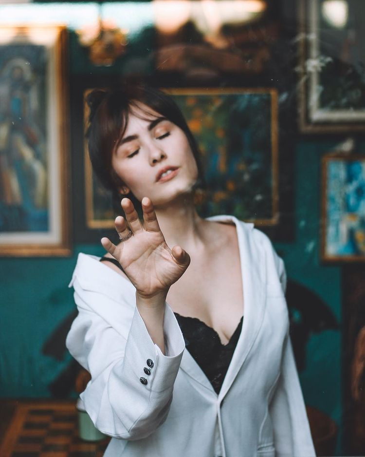 feel Model: Zabella Inspire col - ilzysousa | ello