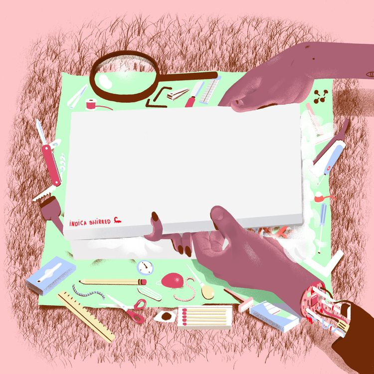 illustration, illustrator, pink - richardachance   ello
