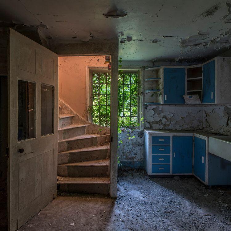 Small abandoned school house st - forgottenheritage | ello