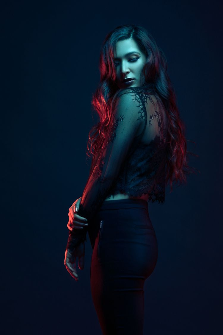 Photographer: Brett Ferguson Ma - darkbeautymag | ello