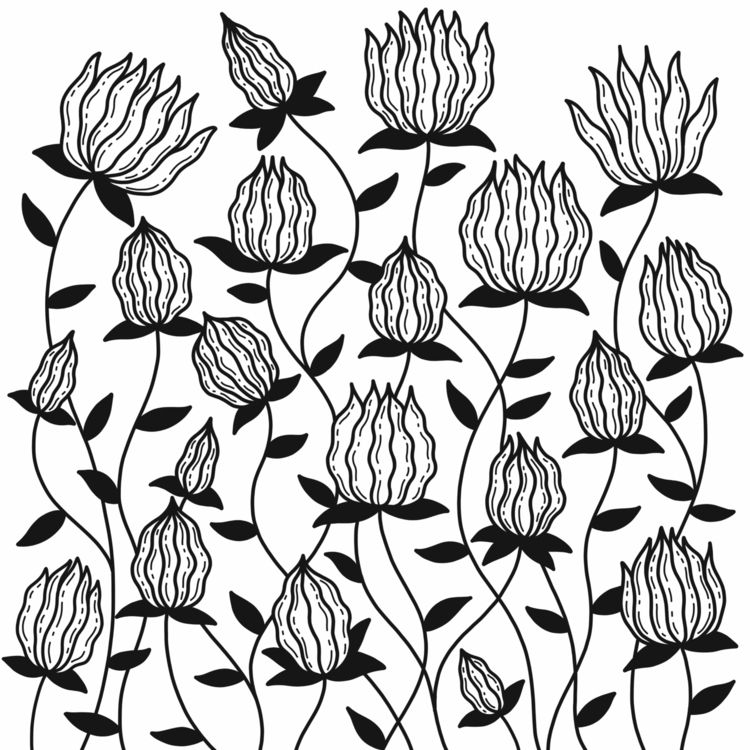 illustration, art, drawing, pattern - alicecquaglia | ello