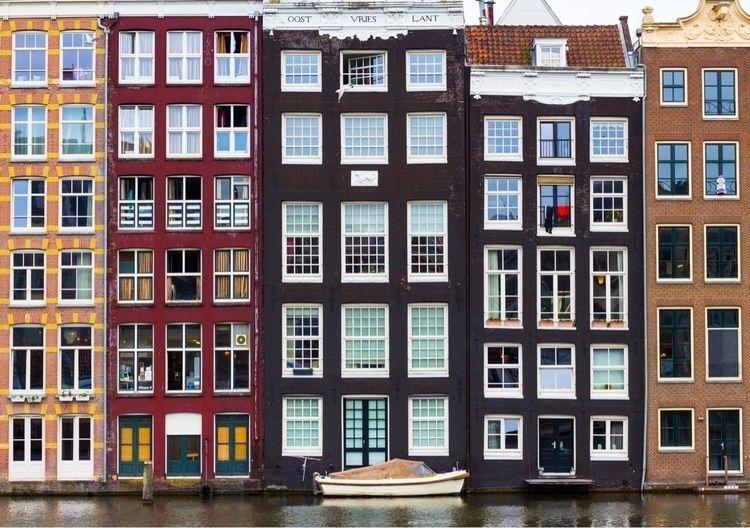 amsterdam, architecture - _quanh_n | ello