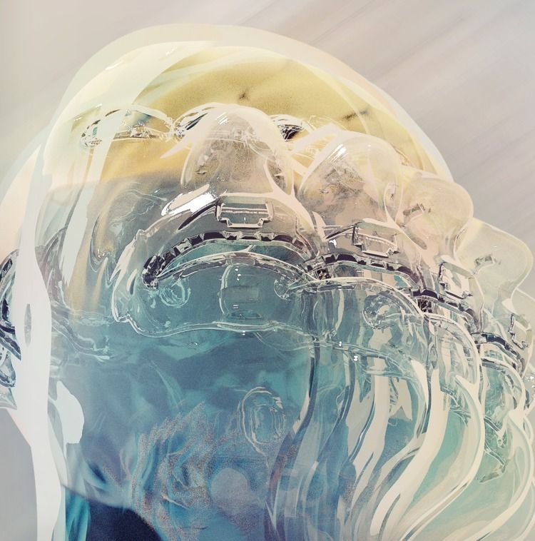 Faced - daily, everyday, render - malcolmcrowther | ello
