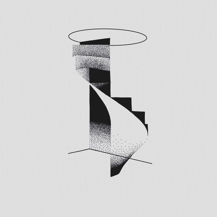 Architekturmontag // stairway a - heiniistgegenalles | ello