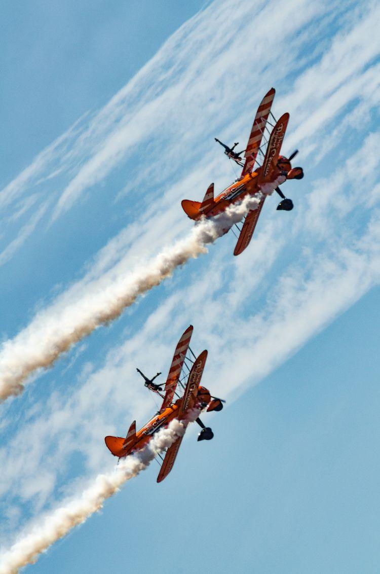 AeroSuperBatics WingWalkers Wal - marcuswc | ello