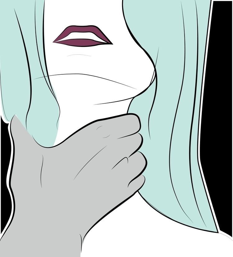 Title: Stay Quiet - art, digital - wildoneart | ello