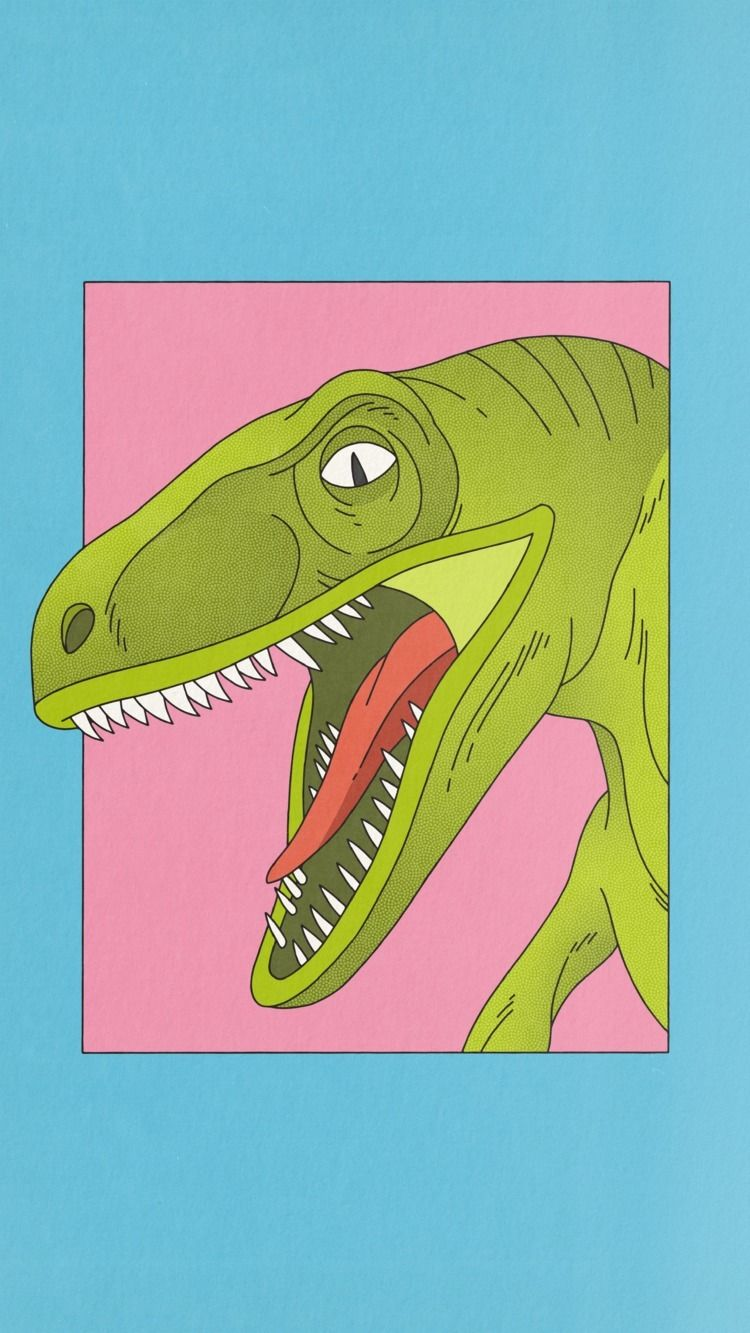 Clever girl... illustration min - bryanwestart | ello