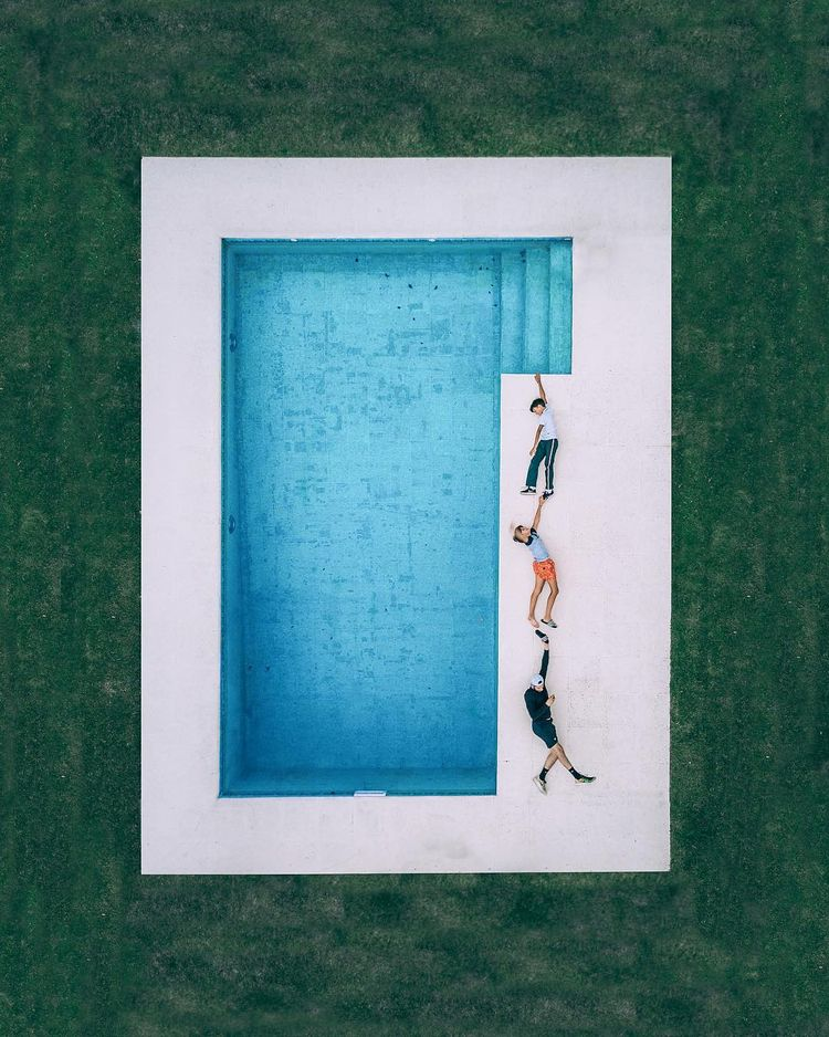 Striking Drone Photography Mart - photogrist | ello