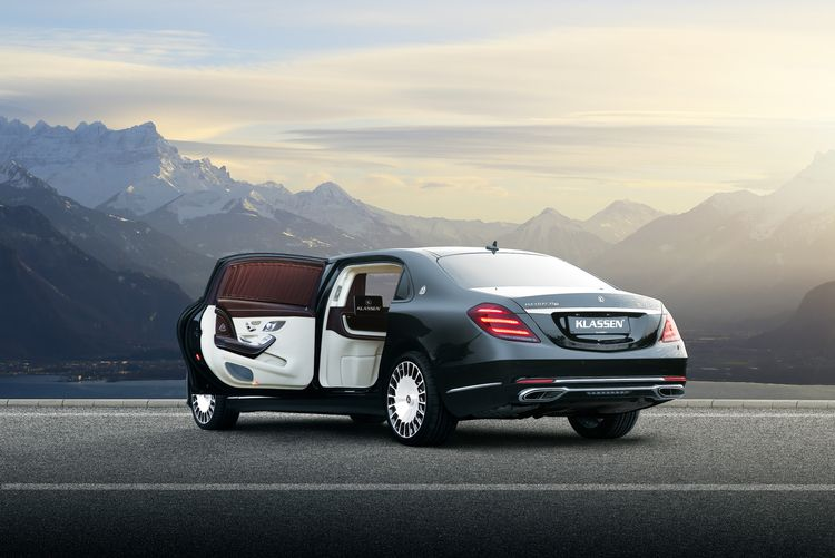 2018 Mercedes-Maybach S560 +360 - zavatskiy | ello