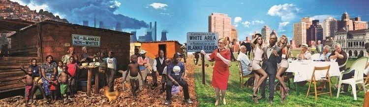 Apartheid discontinued. Inequal - iamnotpablo | ello
