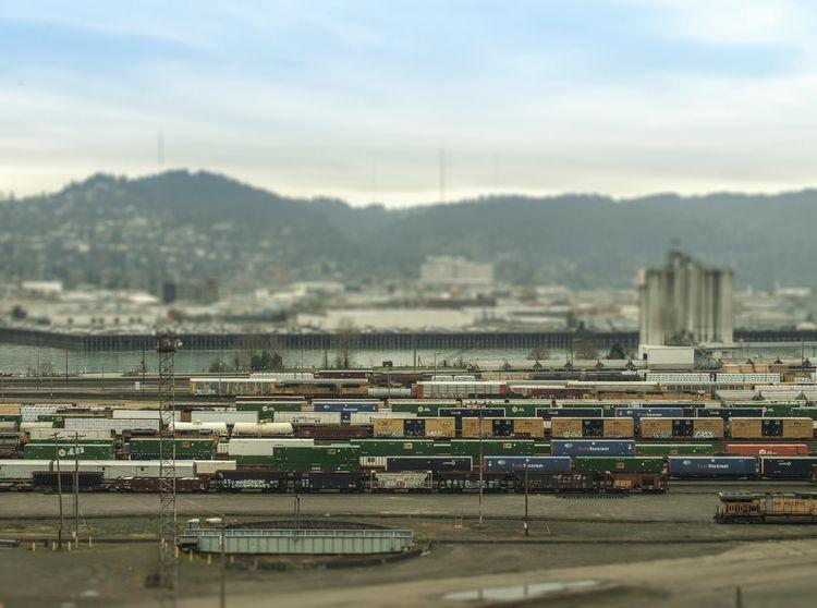Toy Trains- learning Photoshop - illyaking | ello