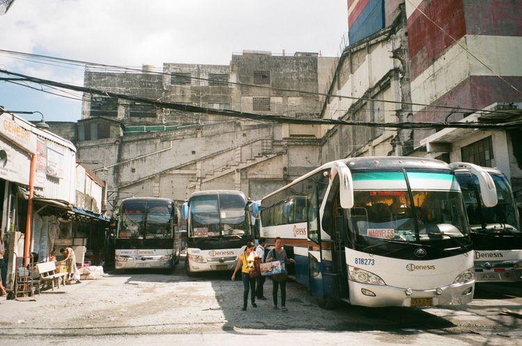 provincial bus terminal Manila  - stannis | ello