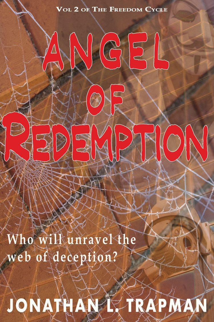Character Angel Redemption - Co - thefreedomcycle | ello