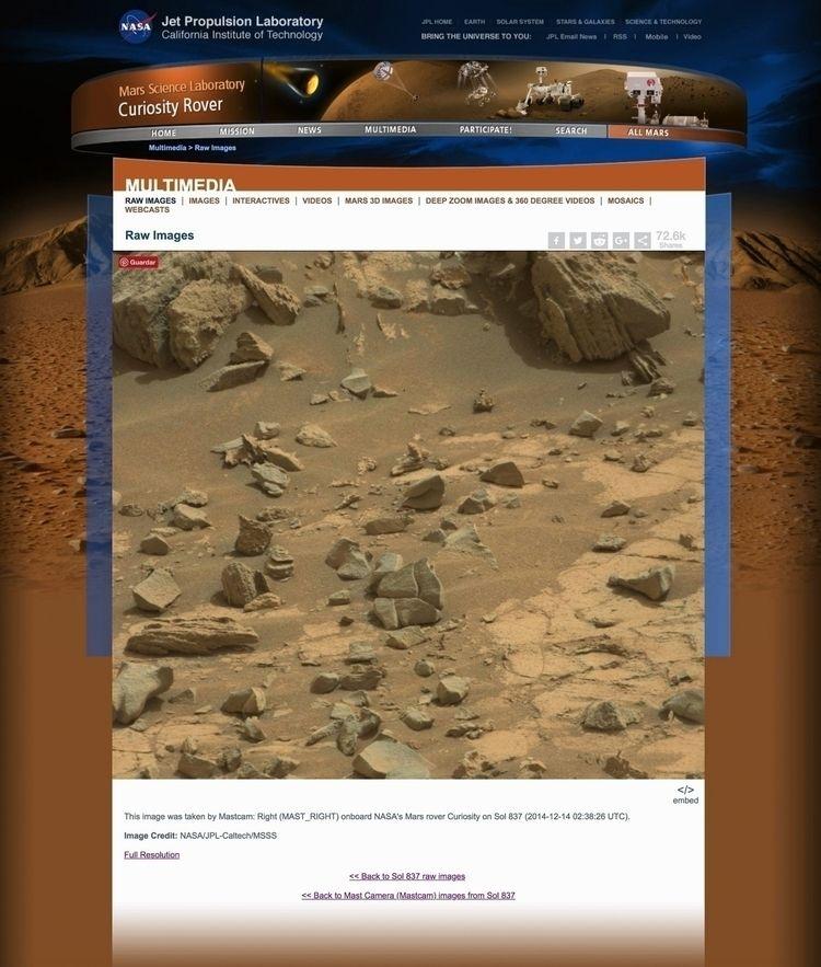 Martian SACSAYHUAMÁN image Mast - galanvazquez   ello