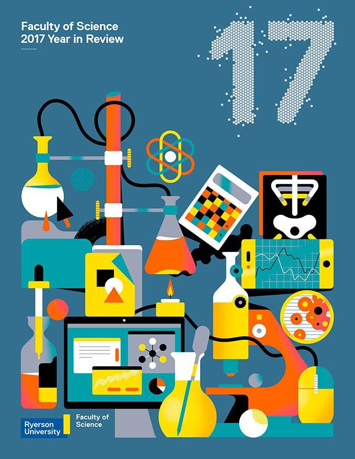 Cover illustration annual repor - alconic | ello