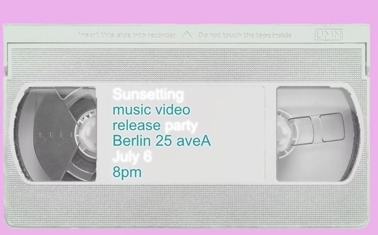Tomorrow nite 7/6 screen music  - stereooff | ello