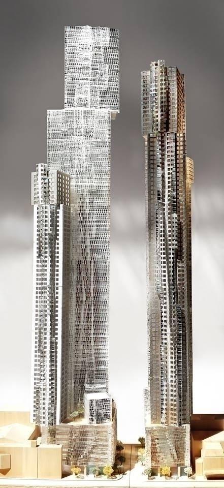 Mirvish Gehry Condo blended uti - mirvishgehry | ello