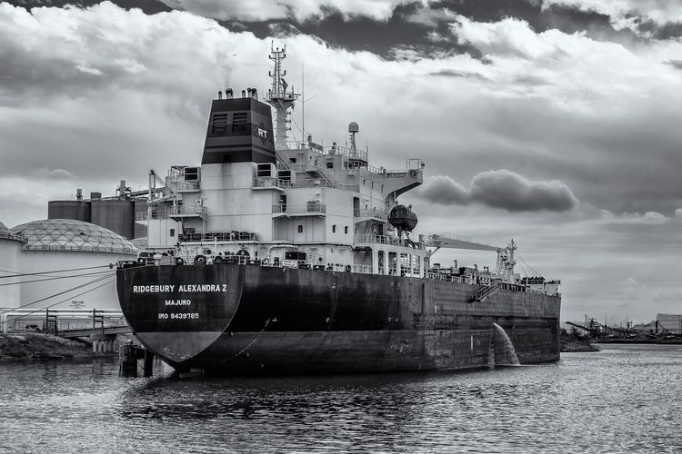 Alexandra chemical tanker Ridge - mattgharvey | ello