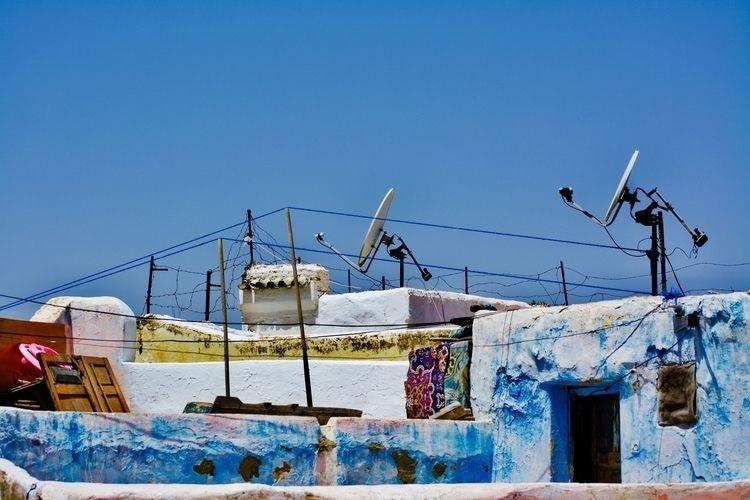 Signal Arrival, Morocco Aug. 20 - dainahodgson | ello