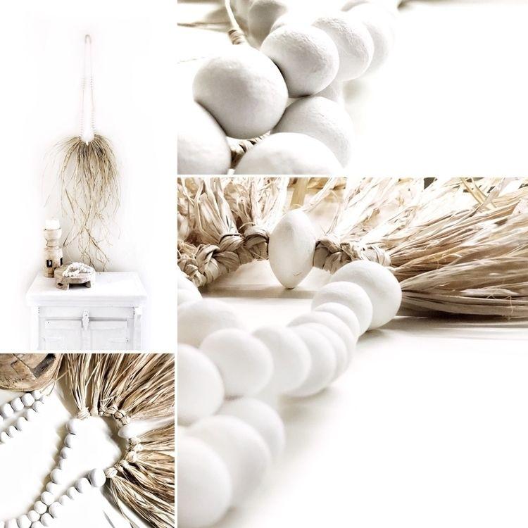 • Individually handmade raffia  - roundnine9 | ello