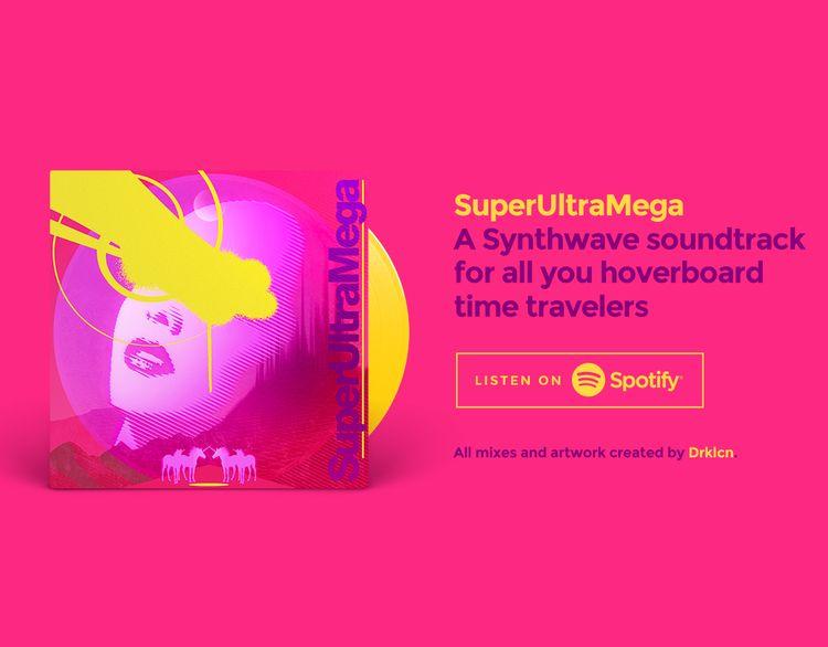 Year Mix SUPERULTRAMEGA Spotify - drklcn | ello