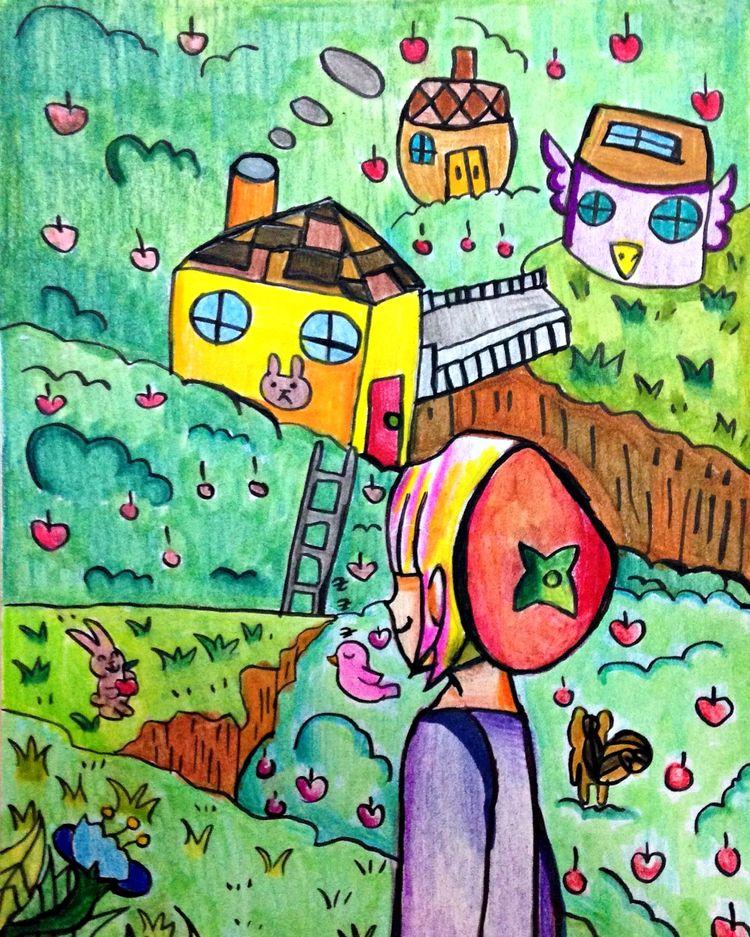 adultcoloring, coloringbook, springtime - handcraftfloral | ello