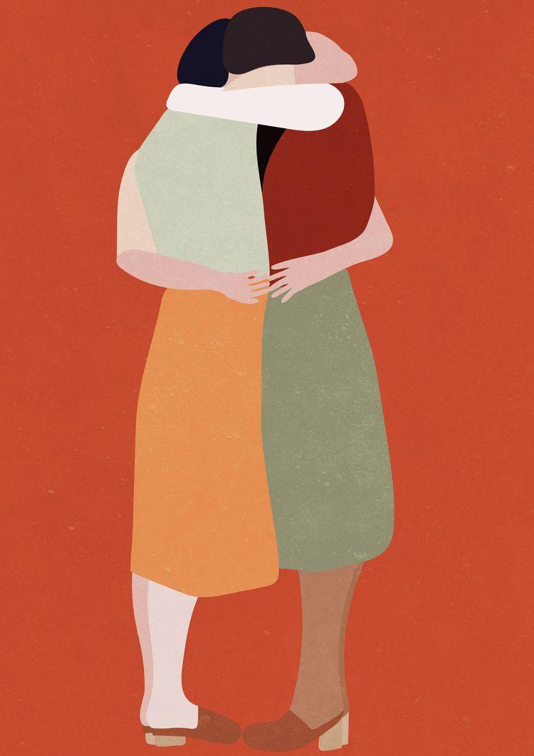 hugger  - seain | ello