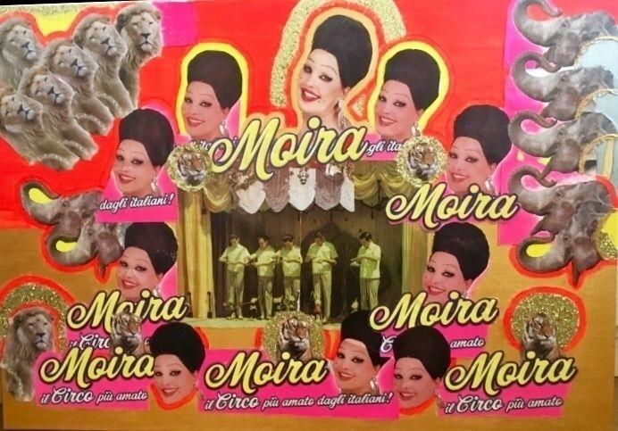 circo, circus, moira, moiraorfei - beazag | ello