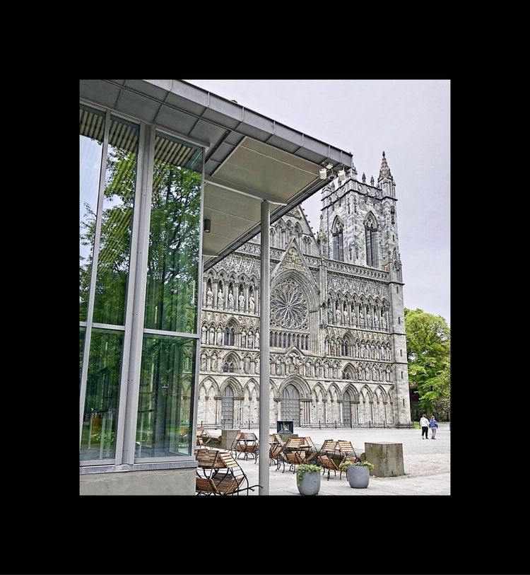 mode - colagem, catedral, mediaeval - loskarf | ello